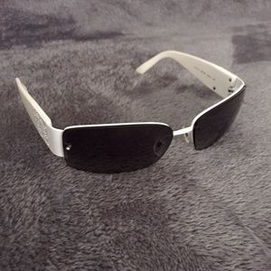 CHANEL Sunglasses with Swarovski Crystals 4117B